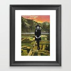 No destruction Framed Art Print