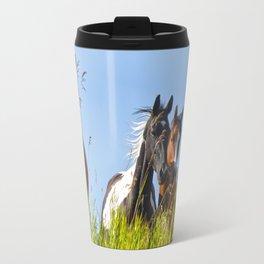 The Herd Greets Us Travel Mug