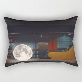 Day Off #1 Rectangular Pillow