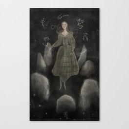 What Happened that Misummer Night Canvas Print