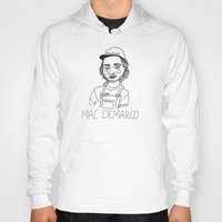 cactei Hoodies featuring Mac DeMarco by ☿ cactei ☿