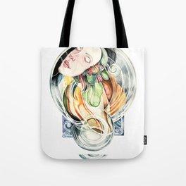 The Hourglass Tote Bag