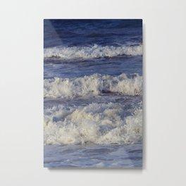 virginia beach ocean 8 Metal Print
