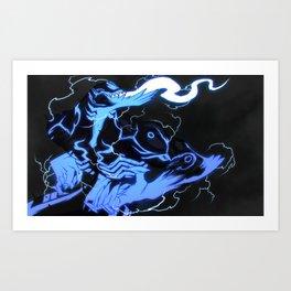 VENOM.exe Art Print