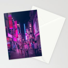 Tokyo Signs Stationery Cards