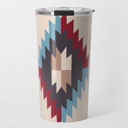 American Native Pattern No. 12 Travel Mug
