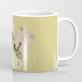 Mademoiselle Coco's desk Coffee Mug