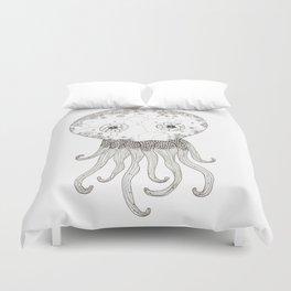 Cracked Octopus Duvet Cover
