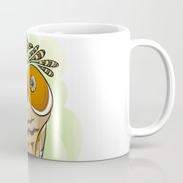 Crazy Owl Coffee Mug
