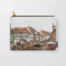 Colmar France Carry-All Pouch