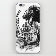 One Armed Gangster iPhone Skin