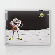 On the moon 3 Laptop & iPad Skin