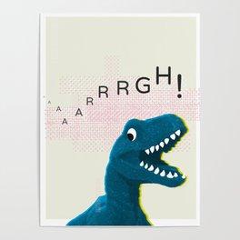 Dinosaur Run! Poster