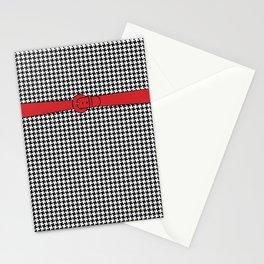 Houndstooth (Pepita) Stationery Cards