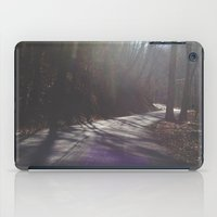 road iPad Cases featuring Road by Alyson Cornman Photography
