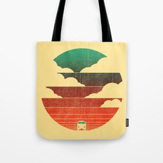 Go West Tote Bag