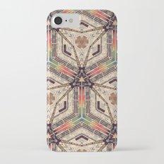 Electromagnetic radiation iPhone 7 Slim Case