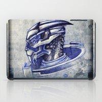 garrus iPad Cases featuring Archangel by Raenyras