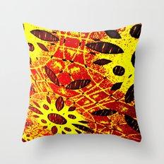 PCP v.2 Throw Pillow