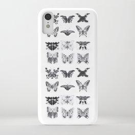 Rorshach Interpretation iPhone Case