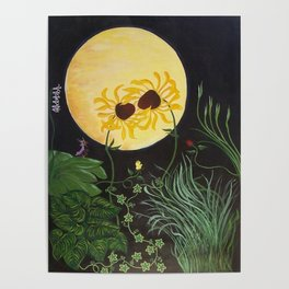 By the Blessed Moon I Vow Poster