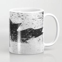 Team Canada - Painted Flag Coffee Mug