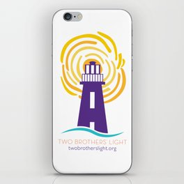 Two Brothers' Light iPhone Skin