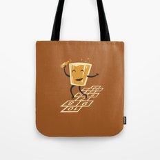 Hop-Scotch Tote Bag