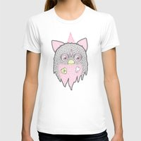 loll3 T-shirts featuring ♡ Furby by lOll3