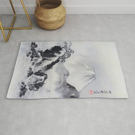 Mount Fuji - Digital Remastered Edition Rug