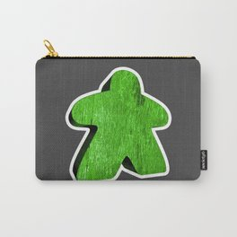 Giant Green Meeple Carry-All Pouch
