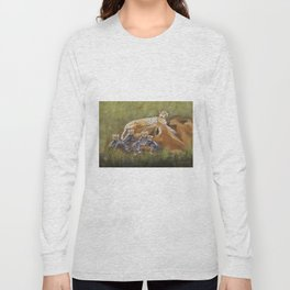 Cheetahs Long Sleeve T-shirt