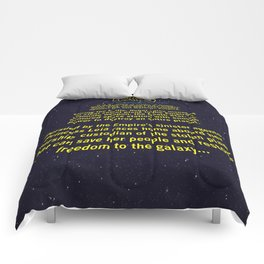 a new hope Comforters