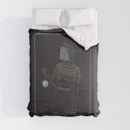 The High Priestess - Illustration 2020 Comforters