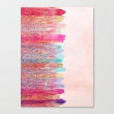 Chaos Over Simplicity Canvas Print