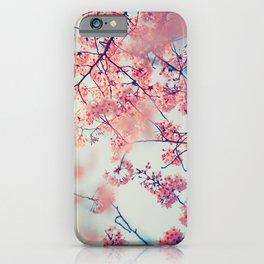 Sakura 03 iPhone Case