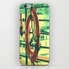 I'd rather drown (my troubles) iPhone & iPod Skin
