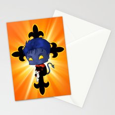 Chibi Nightcrawler Stationery Cards