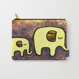 Ellie & Phanty Carry-All Pouch