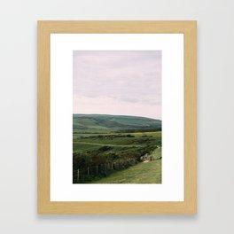 Seven Sisters V Framed Art Print