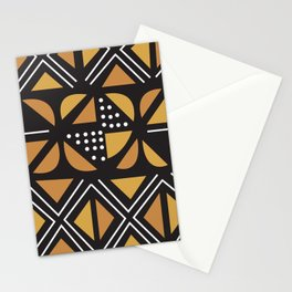 African Tribal Pattern No. 11 Stationery Cards