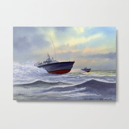 USN Torpedo Patrol Boats Metal Print