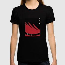 Kane Classic Red Machine Shirt T-shirt