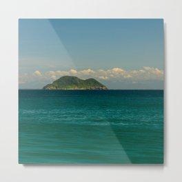 Island in Buzios, Rio de Janeiro (Brasil) Metal Print