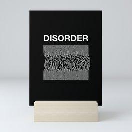 Disorder: A Joy Division/Peter Saville Tribute Mini Art Print
