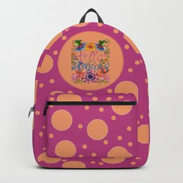 Hello Gorgeous 2 Backpack