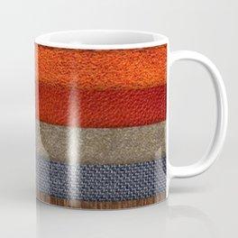 Cool colth texture design Coffee Mug