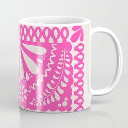 Fiesta de Flores Pink Coffee Mug