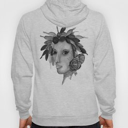 THE INDIAN WOMAN  / ORIGINAL DESIGN FROM bykazandholly  Hoody