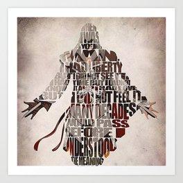 Assassin's Creed Art Print